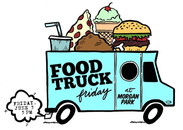 Food Truck Friday at Morgan Park